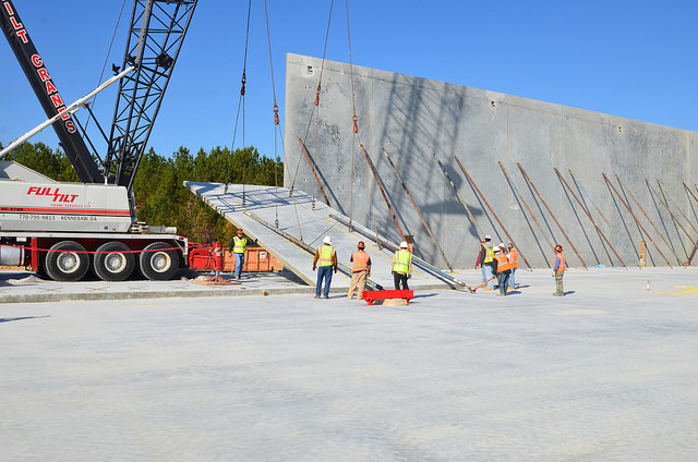 Concrete Steel Or Fabric Mining Facilities Mining