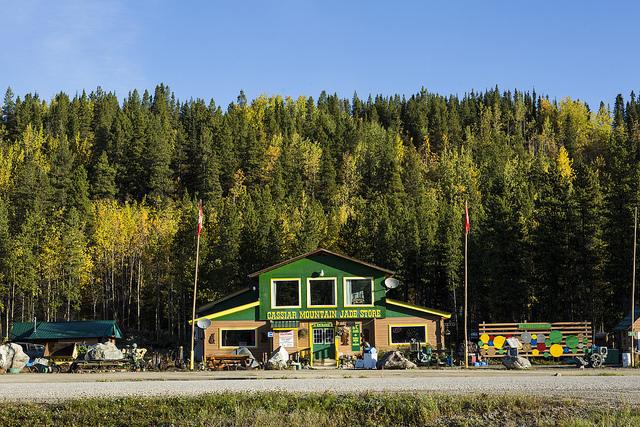 Cassiar Mountain Jade Store.