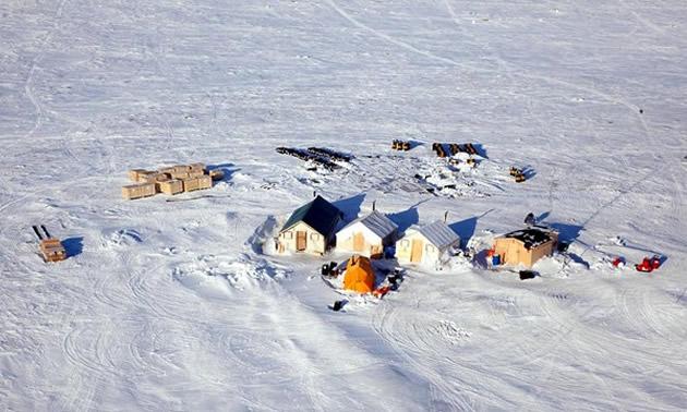 Kelvin camp winter 2014
