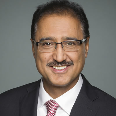 The Honourable Amarjeet Sohi, Member of Parliament.