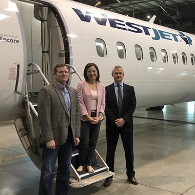 The BEST Challenge supports industry with innovations, including biojet opportunities developed in Alberta.