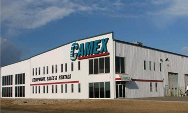 Picture of Camex building.