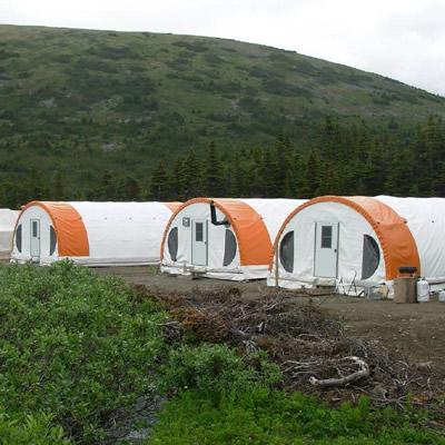 Eaglehead Camp Site.