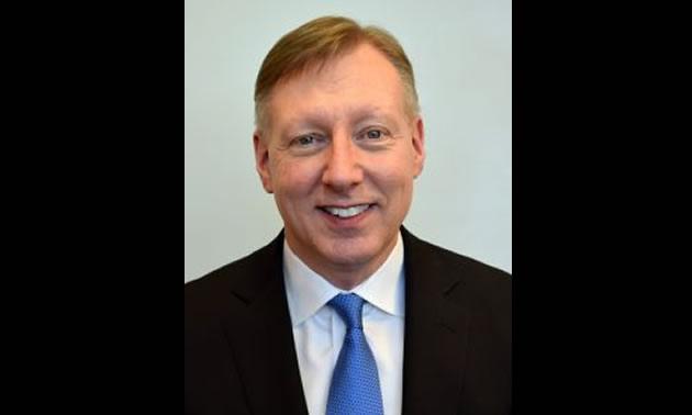 Chris Gardner, ICBA President