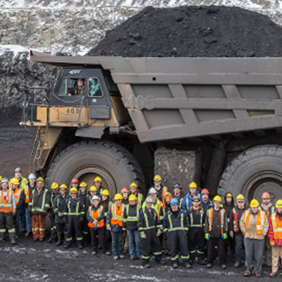 Employees at Conuma Coal and Benga Mining contribute to their local communities