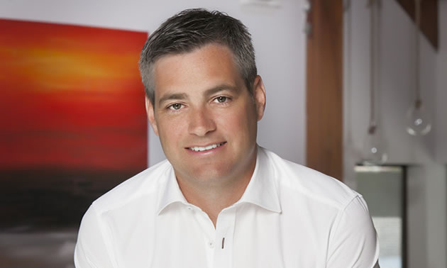 Dave Rogers, founder, president and CEO of Amp Solar Group Inc.