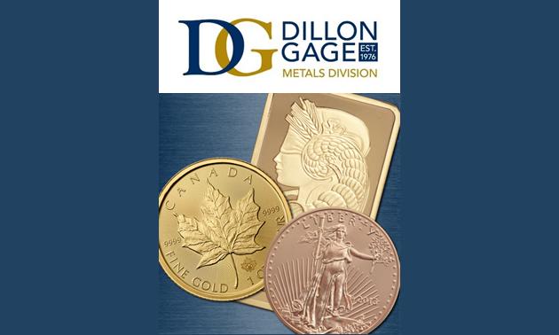 Dillon Gage logo