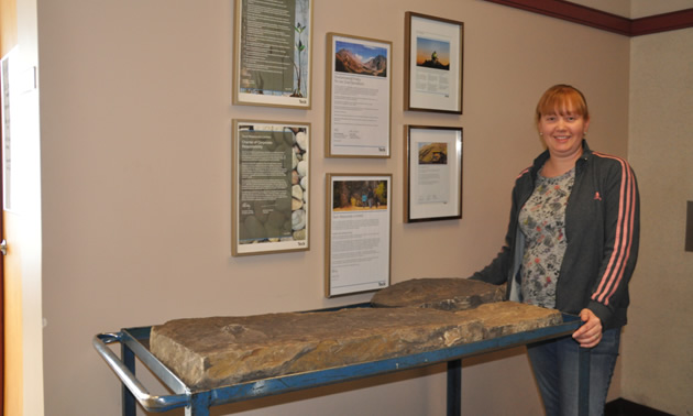 Alison Seward, Senior Geologist Supervisor at Teck Greenhills.