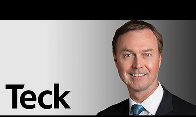 Don Lindsay, President and CEO of Teck.