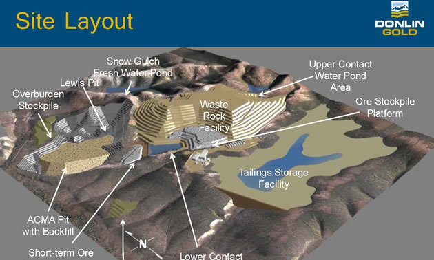 NOVAGOLD is a well-financed precious metals company focused on the permitting and development of its 50%-owned Donlin Gold project in Alaska.