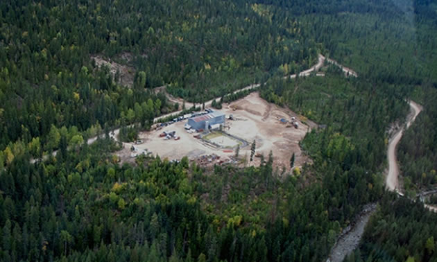 Eagle Graphite has also operated a graphite operation in the Slocan region for a number of years.