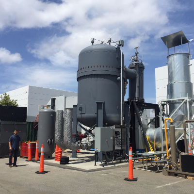 Ener-Core is commercializing its two-megawatt KG2-3GEF/PO Power Oxidizer, which can run on waste and low-quality gases from a wide variety of industries, with Siemens/Dresser-Rand.