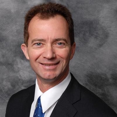 A headshot of Eric Anderson, executive director of SIMSA