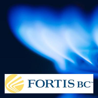 Fortis BC logo.