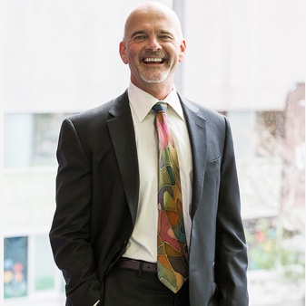 Garth Kirkham created his own consulting business, Kirkham Geosystems.
