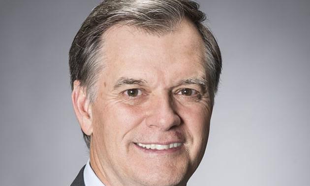 Garth Whyte, President and CEO of Fertilizer Canada.