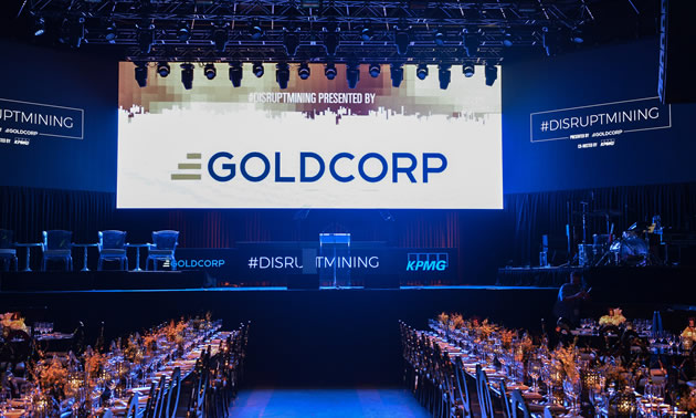 The stage was set for #DisruptMining in 2018.