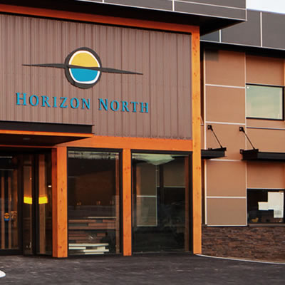 Horizon North is a leader in the modular construction industry and will add over 1,100 beds to the existing Kobes Creek Lodge camp facility.