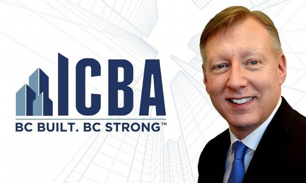 Chris Gardner, president of the Independent Contractors and Businesses Association (ICBA).