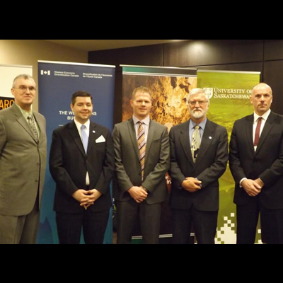 International Minerals Innovation Institute (IMII) is pleased to announce that it has entered into research funding agreements with the University of Regina and the University of Saskatchewan.