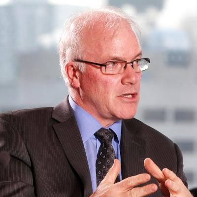 Jim Ellis, Chief Executive Officer, Alberta Energy Regulator.