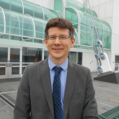 Jonathan Buchanan, director, Information and Public Affairs for the Association for Mineral Exploration British Columbia (AME BC)