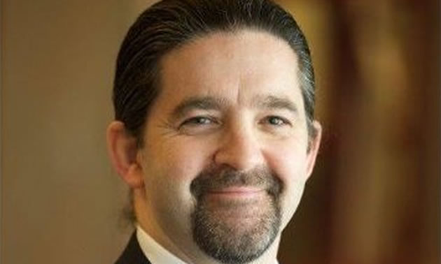 Justin Himmelright, new vice-president of sustainability at Skeena Resources Limited.