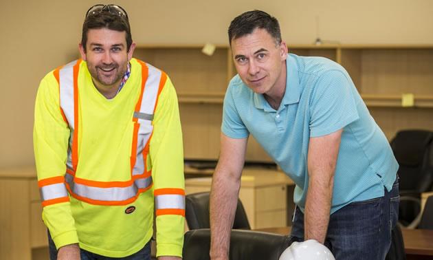 K+S Potash Canada employees.