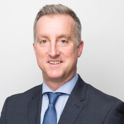 Kevin Parkes, newly named President of Finning Canada.