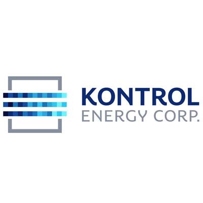 Kontrol Energy Corp. logo.