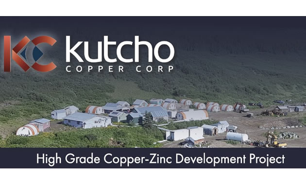 The Kutcho property is located in the Liard mining division of northern British Columbia.
