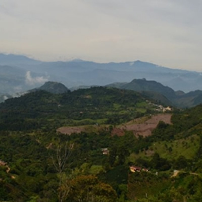 Picture of the La Mina project in Columbia.