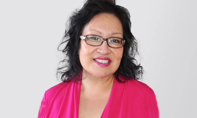 A portrait shot of Lana Eagle