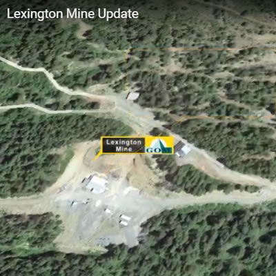 Overview of the Lexington Mine.