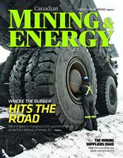 Canadian Mining & Energy Summer 2018 magazine cover