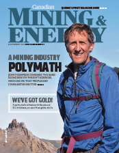 Mining & Energy Magazine Cover