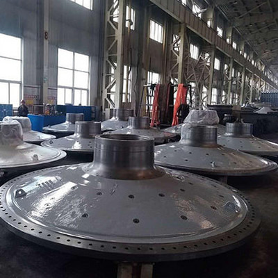 Mills are being manufactured and the delivery is expected in November 2018.