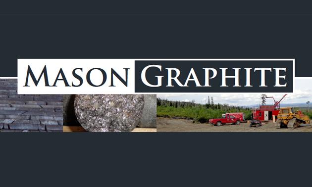 Mason Graphite logo