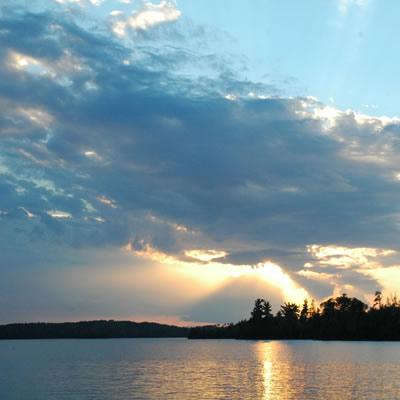 Moss Lake.