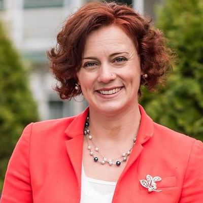 Michelle Mungall, BC Minister of Energy, Mines and Petroleum Resources