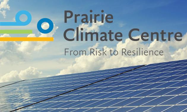 Logo for the Prairie Climate Centre.