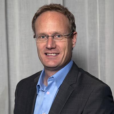 A headshot of Paul de Jong, president of the Progressive Contractors Association