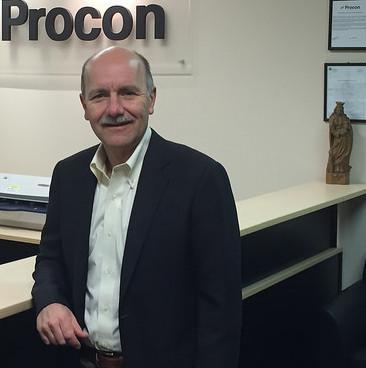 John McVey, CEO Procon.
