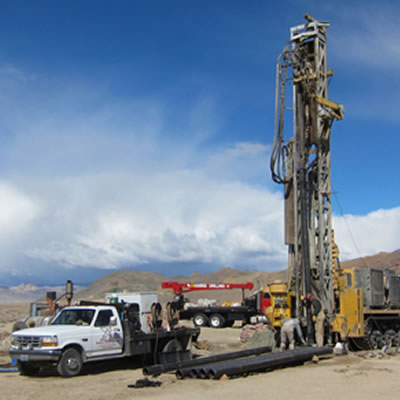 Pure Energy's Clayton Valley lithium brine project in Nevada, USA.