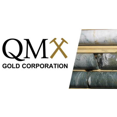 QMX Gold Corporation is a Canadian-based resource company.