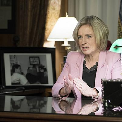 Premier of Alberta Rachel Notley.