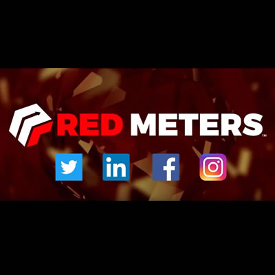 Red Meters logo