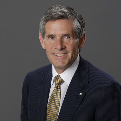 Robert McEwen is a 2017 inductee into the Canadian Mining Hall of Fame.