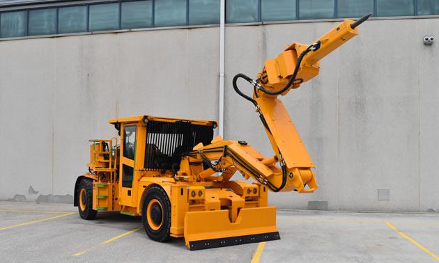 MacLean Engineering RB3-Scaler machine.