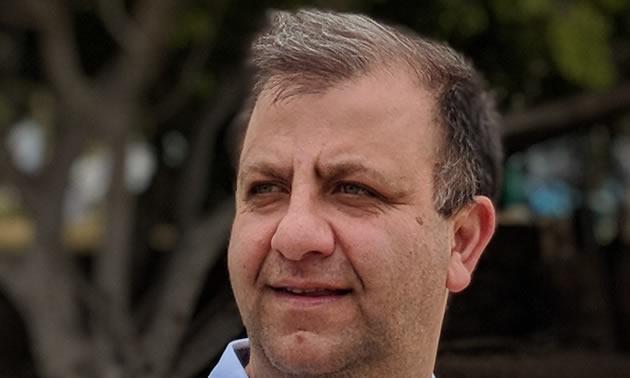 Based in Vancouver, B.C., Shahram Tafazoli is president of Motion Metrics International  Corp.